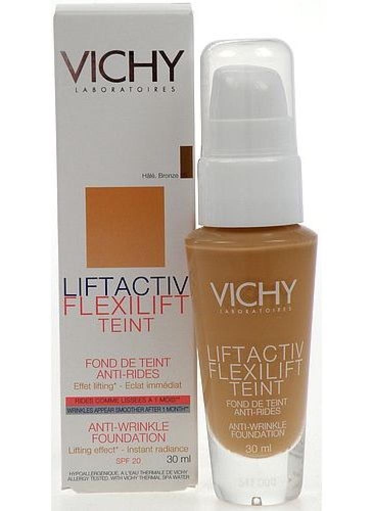 Vichy Liftactiv Flexilift Teint 55 30ml Odstín 55 Bronze