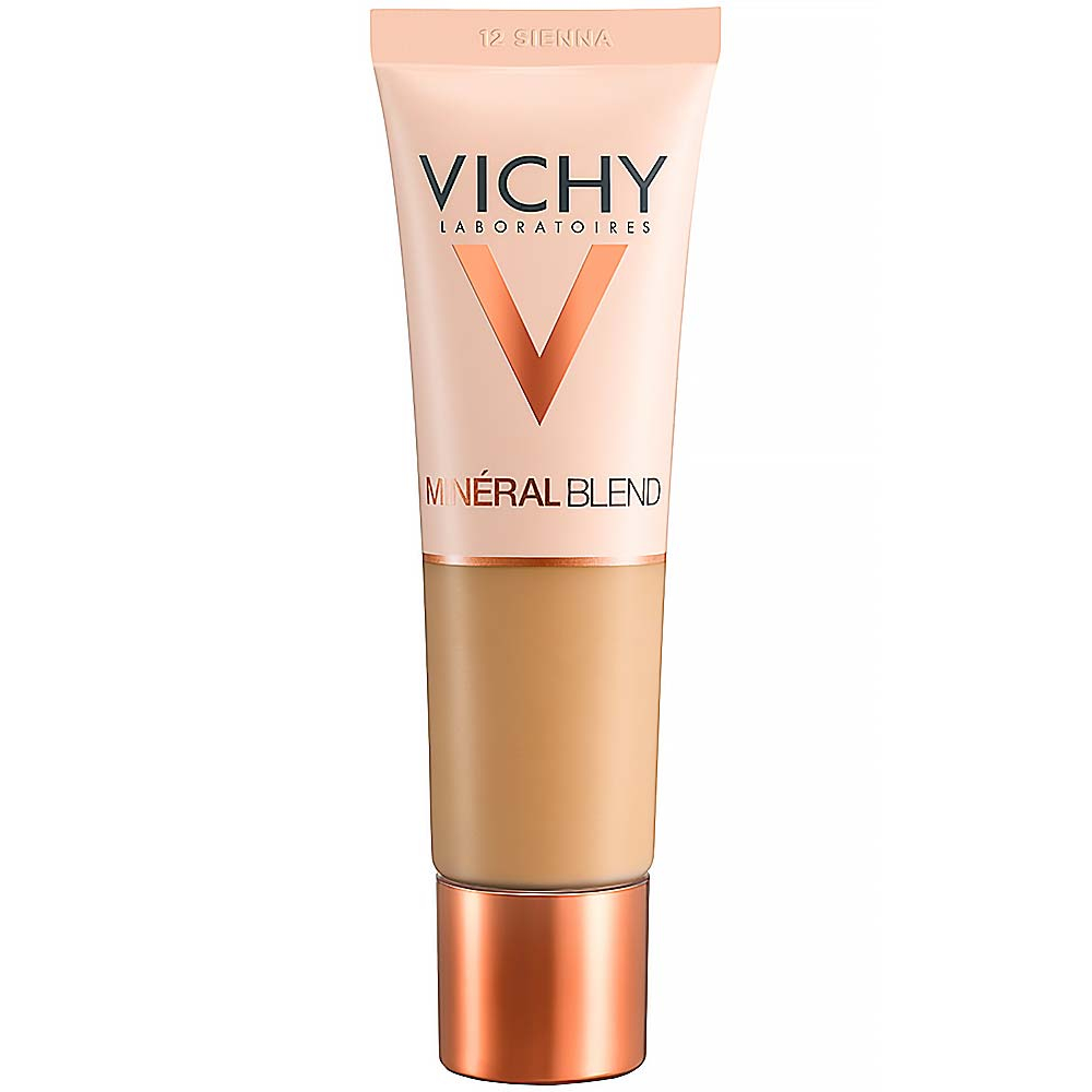 VICHY Minéralblend Make-Up FdT 12 Sienna 30 ml