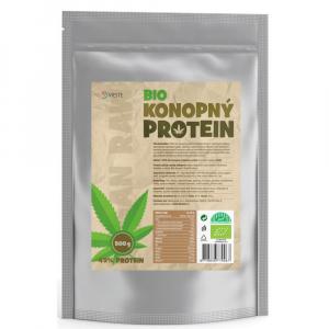 VIESTE Konopný protein 100% naturální bio 500 g