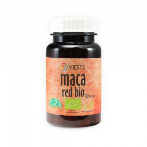 VIESTE Maca BIO red 90 tablet