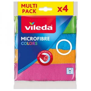 VILEDA Colors Mikrohadřík 4 ks