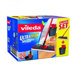 VILEDA Ultramax microfibre mop SET