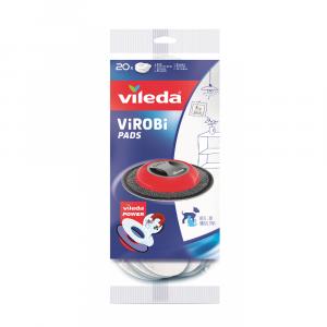 VILEDA Virobi Náhradní elektrostatické utěrky 20 ks