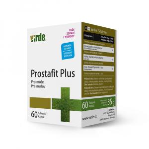VIRDE Prostafit Plus 60 tobolek