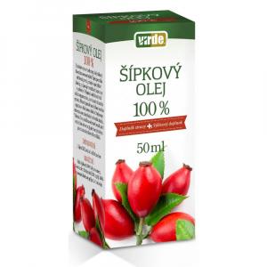 VIRDE Šípkový olej 100 % 50 ml