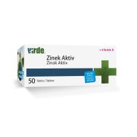 VIRDE Zinek Aktiv 50 tablet