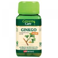 VITA HARMONY Ginkgo 60 mg 50 tobolek