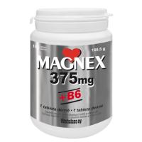 VITABALANS Magnex 375 mg + B6 180 tablet