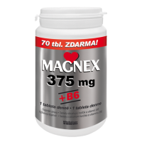 VITABALANS Magnex 375 mg + B6 250 tablet