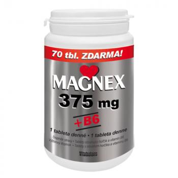 VITABALANS Magnex 375 mg + B6 250 tablet