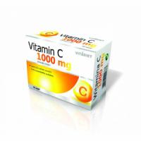 VITADIET Vitamin C 1 000 mg 60 kapslí