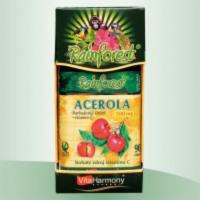 VITAHARMONY Acerola 500 mg + Vitamín C 250 mg 90 tablet