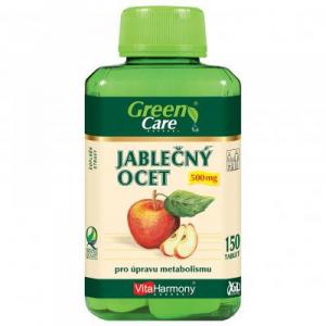 VitaHarmony Jablečný ocet 500 mg tbl. 150