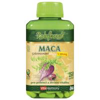 VITAHARMONY XXL Maca 530 mg 250 kapslí