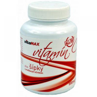 VITAMAX Vitamín C 500 mg s šípky prodloužený účinek 30 tablet