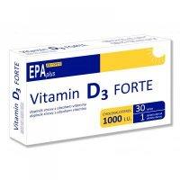 ALFA VITA Vitamin D3 forte 1000 I.U. Epa plus 30 tablet