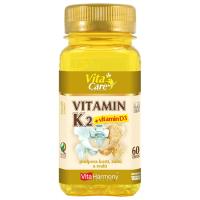 VITAHARMONY Vitamin K2 a D3 60 tobolek