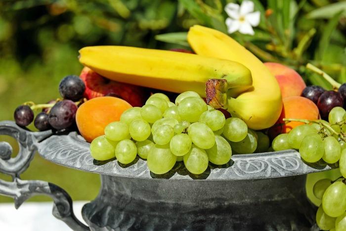 Vitamín P neboli flavonoidy. Zdraví v misce ovoce