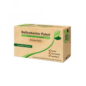 VITAMIN STATION Rychlotest helicobacter-pylori samodiagnostický test 1 kus
