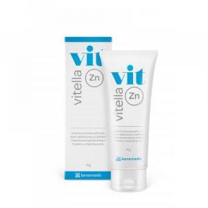 VITELLA vitamínová mast Zn 75 ml