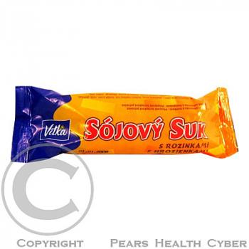 Vitka Sojový suk s rozinkami 50 g