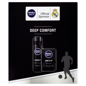 NIVEA Men Deep Comfort Dárkové balení