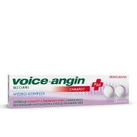 VOICE-ANGIN Chrapot plus pastilky 20 kusů