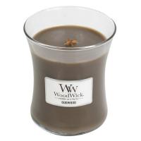 WOODWICK Vonná svíčka váza Oudwood 275 g