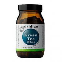 VIRIDIAN Nutrition Organic Green Tea 90 kapslí