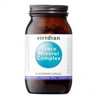 VIRIDIAN Nutrition Trace Mineral Complex 90 kapslí