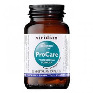 VIRIDIAN Nutrition Synerbio ProCare 30 kapslí