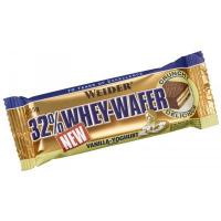 Wafer Whey, proteinová tyčinka, 35 g, Weider - Čokoláda