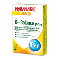 WALMARK B12 Balance 500 µg 30 tablet