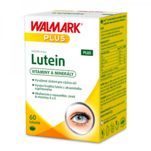 WALMARK Lutein PLUS 60 tobolek