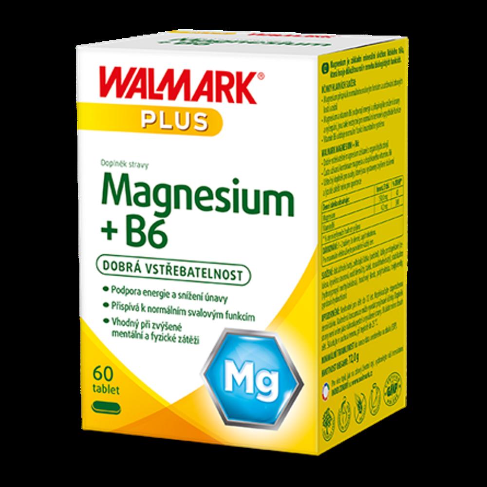 WALMARK Magnesium + B6 60 tablet
