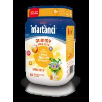 WALMARK Marťánci Gummy jaro-léto 50 tablet
