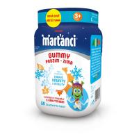 WALMARK Marťánci Gummy podzim - zima 50 tablet