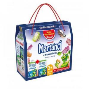 WALMARK Marťánci Imunactiv MIX 100 tablet + Marťabrouk