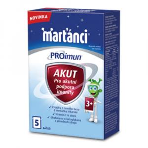 WALMARK Marťánci Proimun akut drink 5 sáčků