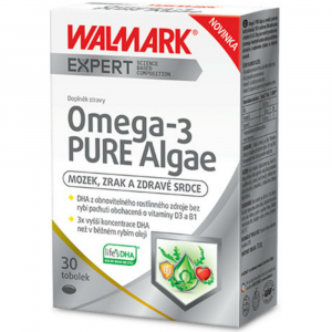 WALMARK Omega-3 PURE Algae 30 tobolek