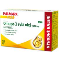 WALMARK Omega-3 rybí olej 1000 mg 180 tobolek