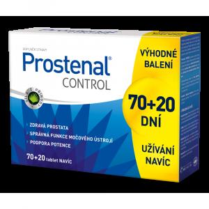 WALMARK Prostenal Control 70 + 20 tablet PROMO 2020