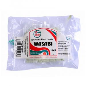 Wasabi, japonský křen v prášku