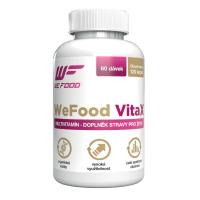 WEFOOD Multivitamín VitaX v2 pro Ženy 120 kapslí