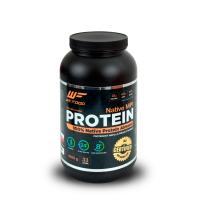 WEFOOD nativní mléčný protein mandle 1000 g
