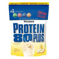 WEIDER Protein 80 plus příchuť banán 500 g