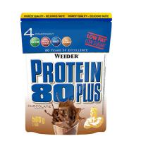 WEIDER Protein 80 plus příchuť čokoláda 500 g