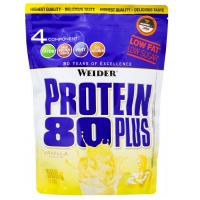 WEIDER Protein 80 plus příchuť vanilka 500 g