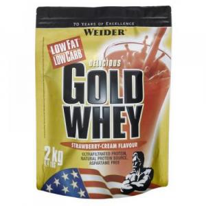 WEIDER Gold Whey syrovátkový protein Čokoláda 2000 g
