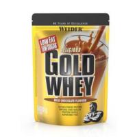 WEIDER Gold whey syrovátkový protein čokoláda 500 g